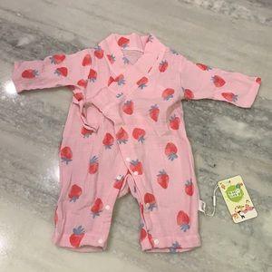 JunNeng Baby Cotton Kimono